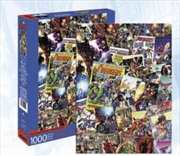 Avengers Collage 1000pc Puzzle | Merchandise