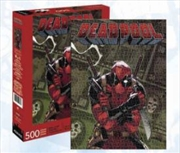 Deadpool Cover 500pc Puzzle