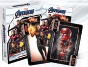Avengers Endgame - Movie Playing Cards | Merchandise