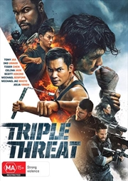 Triple Threat | DVD