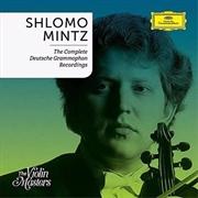 Shlomo Mintz - Complete Recordings On Deutsche Grammophon - Limited Edition Boxset