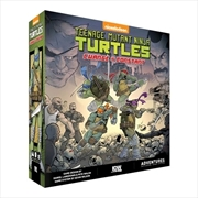 Teenage Mutant Ninja Turtles - Change is Constant Board Game