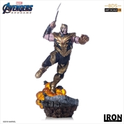 Avengers 4: Endgame - Thanos 1:10 Scale Statue