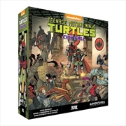 Teenage Mutant Ninja Turtles - City Fall Board Game