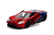 Spider-Man - 2017 Ford GT 1:32 Hollywood Ride | Merchandise