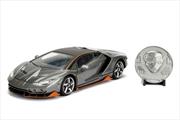 Transformers - Lamborghini Centenario Hot Rod 1:24 Hollywood Ride