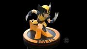 X-Men - Wolverine Marvel 80th Anniversary Q-Fig Diorama