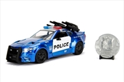 Transformers - Ford Mustang Barricade 1:24 Hollywood Ride