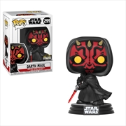 Star Wars - Darth Maul Pop! SW19 RS | Pop Vinyl