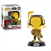 Star Wars - Boba Fett GD CH Pop! SW19 RS