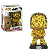 Star Wars - Chewbacca GD CH Pop! SW19 RS | Pop Vinyl