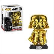 Star Wars - Darth Vader GD CH Pop! SW19 RS | Pop Vinyl