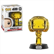 Star Wars - Princess Leia GD CH Pop! SW19 RS