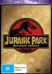 Jurassic Park - Ultimate Trilogy | DVD