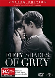 Fifty Shades Of Grey | DVD
