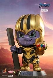 Avengers 4: Endgame - Thanos Large Cosbaby