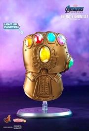Avengers 4: Endgame - Infinity Gauntlet Light-Up Cosbaby