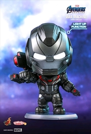 Avengers 4: Endgame - War Machine Light-Up Cosbaby
