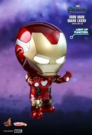 Avengers 4: Endgame - Iron Man Light-Up Cosbaby