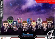 Avengers 4: Endgame - Team XSmall Cosbaby Set