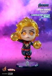 Avengers 4: Endgame - Captain Marvel Cosbaby | Merchandise
