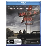 American Gods - Season 1 | Blu-ray