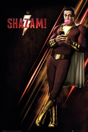 Shazam - One Sheet | Merchandise