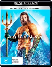 Aquaman | Blu-ray + UHD
