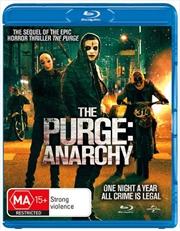 Purge - Anarchy, The | Blu-ray