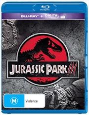 Jurassic Park III | Blu-ray