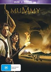 Mummy, The   DVD