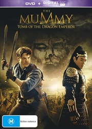 Mummy - Tomb of the Dragon Emperor, The | DVD