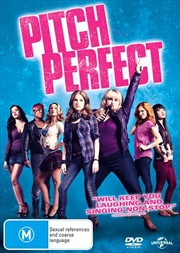 Pitch Perfect Sing-A-Long | DVD