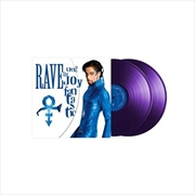 Rave Un2 The Joy Fantastic - Limited Edition Purple Vinyl