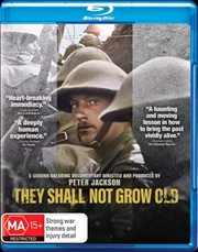 They Shall Not Grow Old | Blu-ray