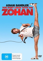 You Don't Mess with the Zohan | DVD