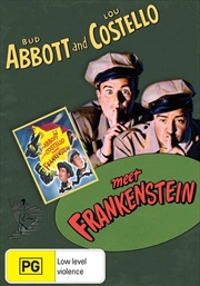 Abbott And Costello Meet Frankenstein | DVD
