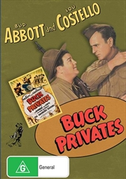 Buck Privates | DVD