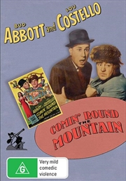 Comin' Round The Mountain | DVD