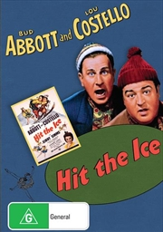 Hit The Ice | DVD