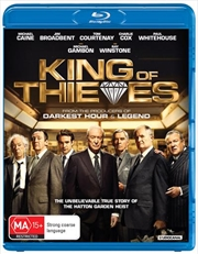 King Of Thieves | Blu-ray
