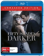 Fifty Shades Darker | Blu-ray