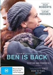 Ben Is Back | DVD