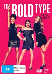 Bold Type - Season 1, The