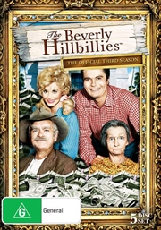 Beverly Hillbillies - Season 3, The | DVD