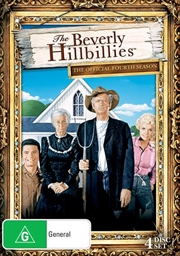 Beverly Hillbillies - Season 4, The | DVD