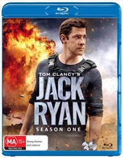 Tom Clancy's Jack Ryan - Season 1 | Blu-ray