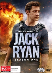 Tom Clancy's Jack Ryan - Season 1 | DVD