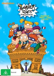 Rugrats In Paris - The Movie | DVD