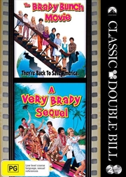 Brady Bunch Movie / A Very Brady Sequel | Double Pack - Franchise Pack, The